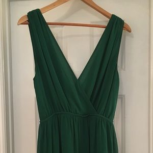 🌿Missoni Italy Green Silk Dress 40 (8)